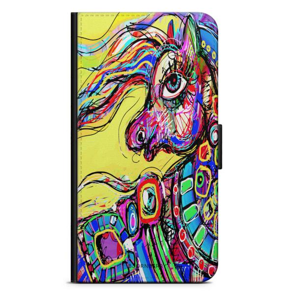 Bjornberry Fodral Samsung Galaxy Alpha - Häst