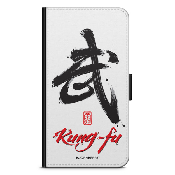 Bjornberry Fodral Samsung Galaxy Core Prime-Kung-fu sign