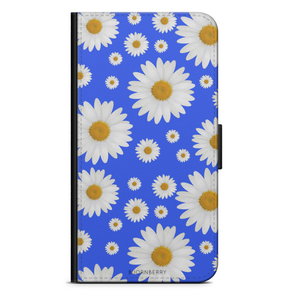 Bjornberry Fodral Samsung Galaxy Core Prime-Prästkrage Blå