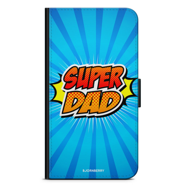Bjornberry Fodral Samsung Galaxy J1 (2016)- Super Dad