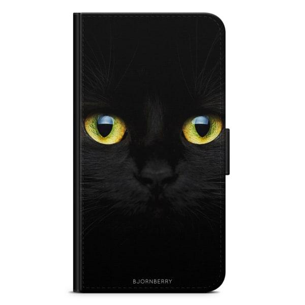 Bjornberry Fodral Samsung Galaxy J3 (2016)- Kattögon