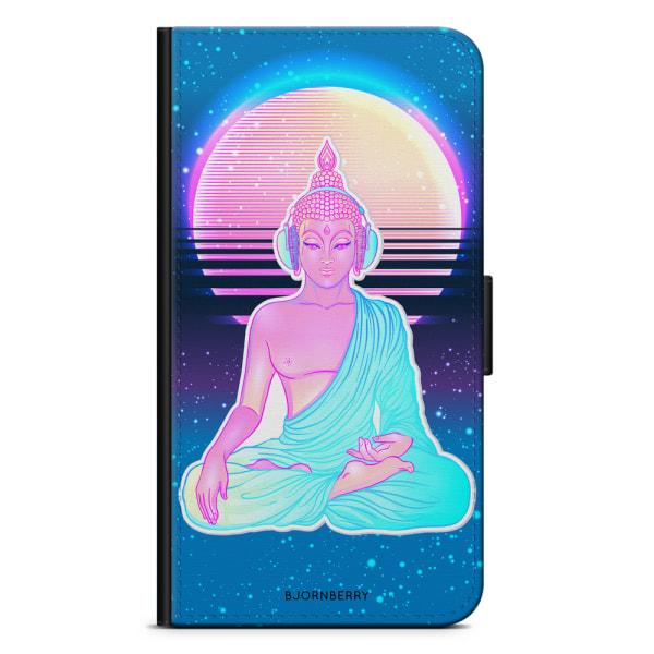 Bjornberry Fodral Samsung Galaxy J4 Plus - Buddha