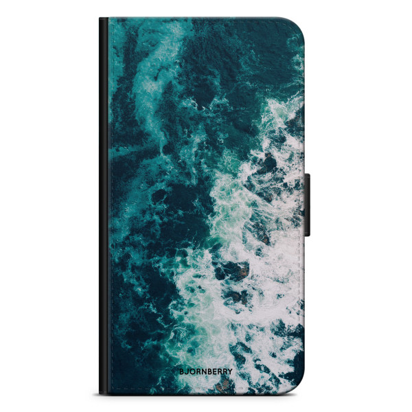 Bjornberry Fodral Samsung Galaxy J5 (2015)- Vågor