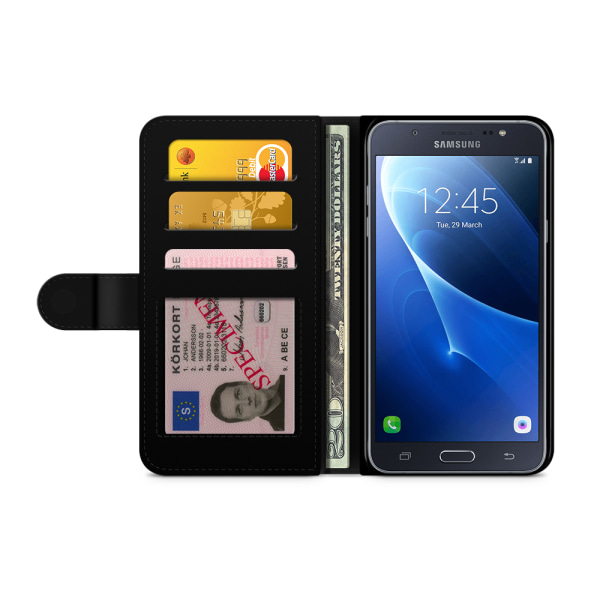 Bjornberry Fodral Samsung Galaxy J5 (2016)- Djur