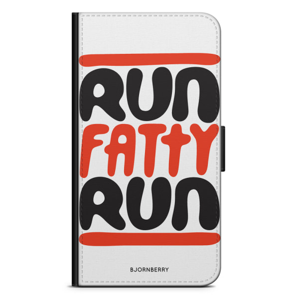 Bjornberry Fodral Samsung Galaxy J6 - Run fatty run