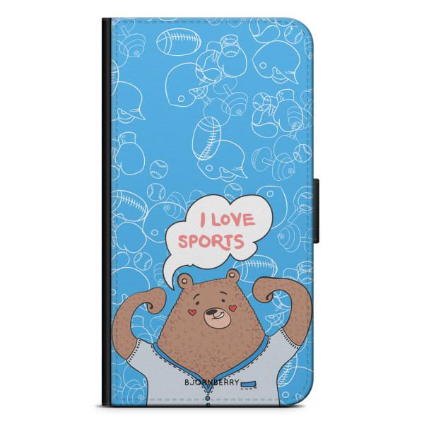 Bjornberry Fodral Samsung Galaxy J7 (2016)- Love Sports