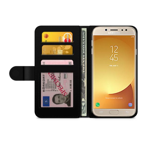 Bjornberry Fodral Samsung Galaxy J7 (2017)- Pugging Fabulous