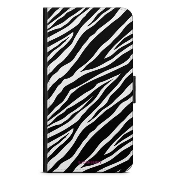 Bjornberry Fodral Samsung Galaxy J7 (2017)- Zebra