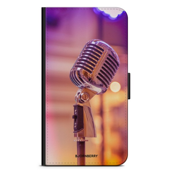 Bjornberry Fodral Samsung Galaxy Note 10 - Gammal Mic