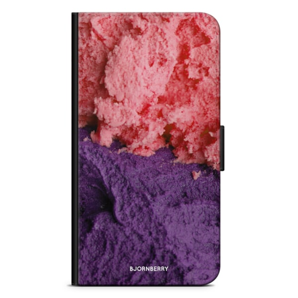 Bjornberry Fodral Samsung Galaxy Note 10 - Glass Rosa/Lila