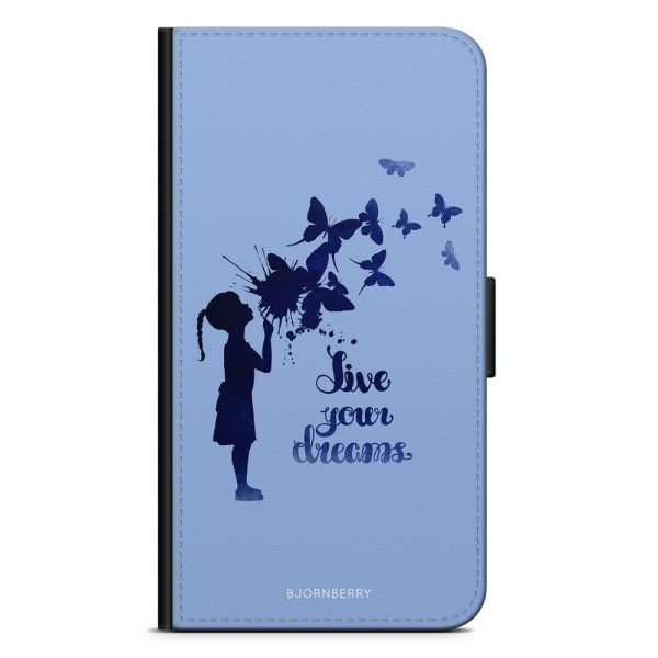 Bjornberry Fodral Samsung Galaxy Note 10 - Live Your Dreams