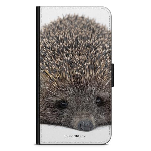 Bjornberry Fodral Samsung Galaxy Note 4 - Foto Igelkott
