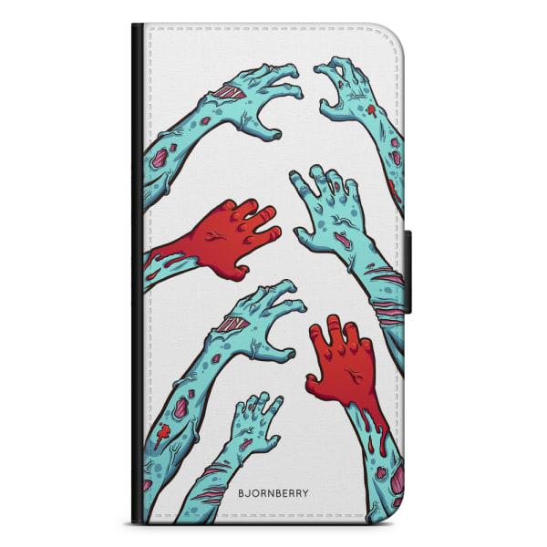 Bjornberry Fodral Samsung Galaxy Note 4 - Zombi Händer
