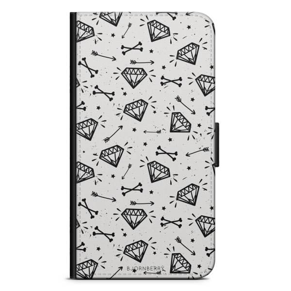 Bjornberry Fodral Samsung Galaxy Note 9 - Diamantmönster