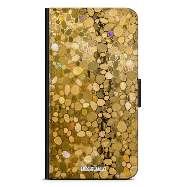 Bjornberry Fodral Samsung Galaxy Note 9 - Stained Glass Guld