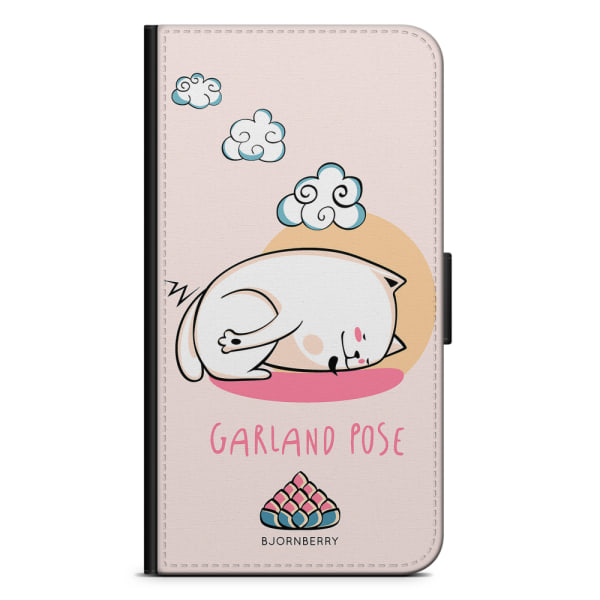 Bjornberry Fodral Samsung Galaxy S10 - Yoga Cat Garland