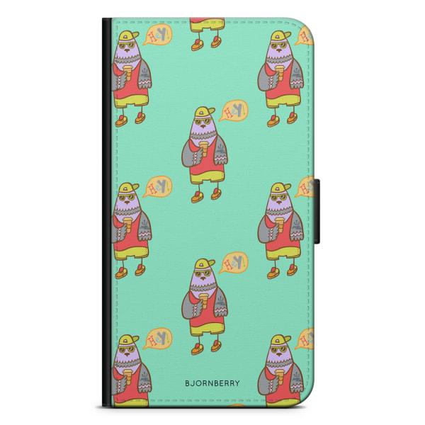 Bjornberry Fodral Samsung Galaxy S3 Mini - Cool Fågel