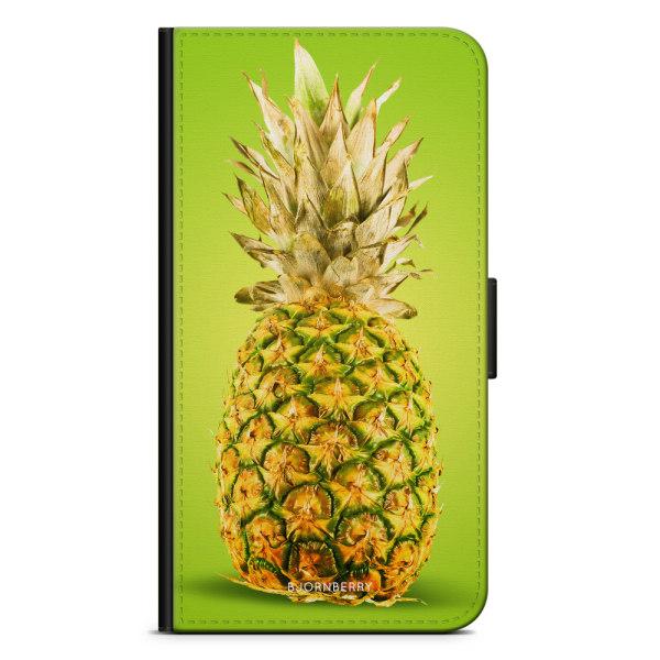 Bjornberry Fodral Samsung Galaxy S4 - Grön Ananas