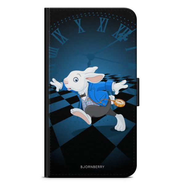 Bjornberry Fodral Samsung Galaxy S5/S5 Neo- Vit Kanin