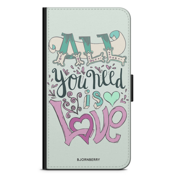Bjornberry Fodral Samsung Galaxy S6 - All You Need Is Love