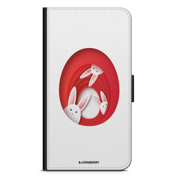Bjornberry Fodral Samsung Galaxy S7 Edge - Kaniner