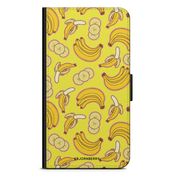 Bjornberry Fodral Samsung Galaxy S8 Plus - Bananer