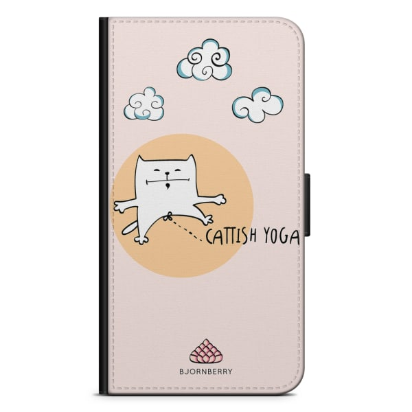 Bjornberry Fodral Samsung Galaxy S9 Plus - Cattish Yoga