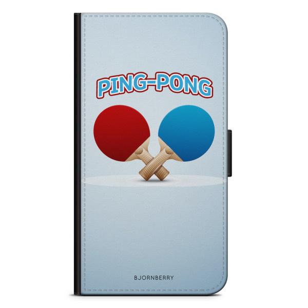 Bjornberry Fodral Sony Xperia M4 Aqua - Ping-Pong