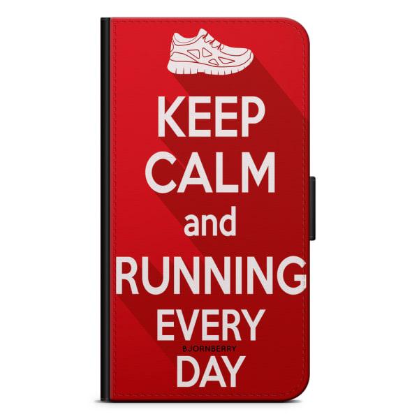Bjornberry Fodral Sony Xperia M4 Aqua - Running Everyday