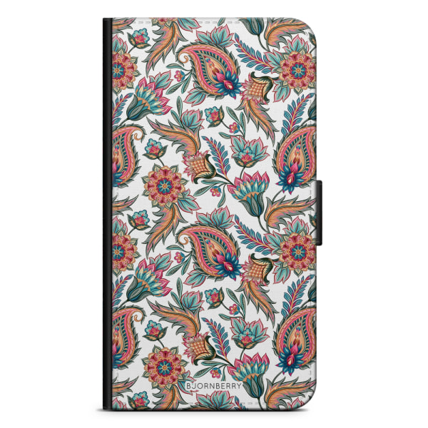Bjornberry Fodral Sony Xperia XZ1 Compact - Paisley