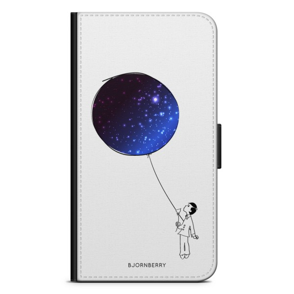 Bjornberry Fodral Sony Xperia Z5 Compact - Rymd Ballong