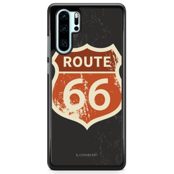 Bjornberry Hårdskal Huawei P30 Pro - Route 66