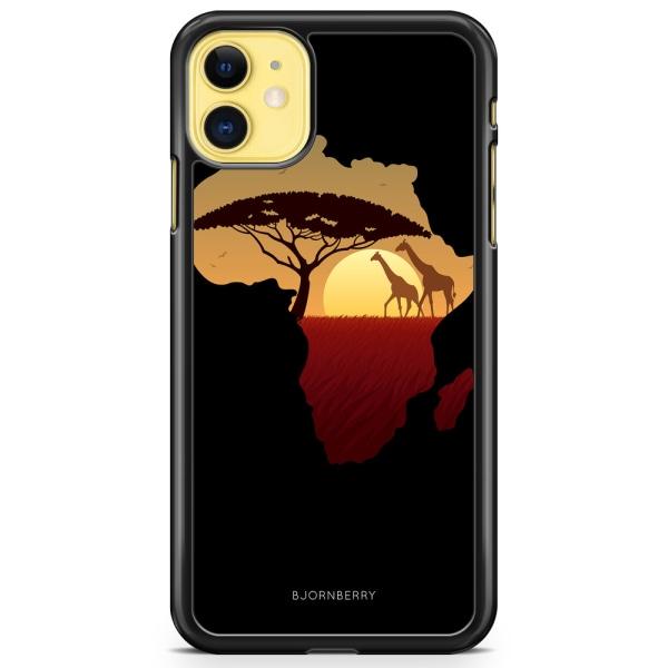Bjornberry Hårdskal iPhone 11 - Afrika Svart