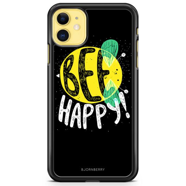Bjornberry Hårdskal iPhone 11 - BEE Happy