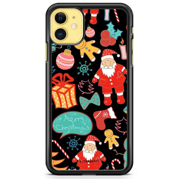 Bjornberry Hårdskal iPhone 11 - Julmönster
