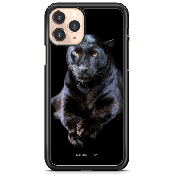 Bjornberry Hårdskal iPhone 11 Pro - Svart Panter