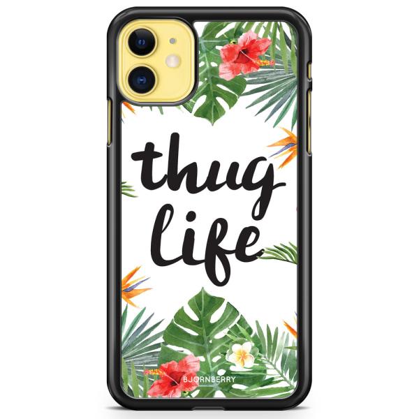 Bjornberry Hårdskal iPhone 11 - Thug Life