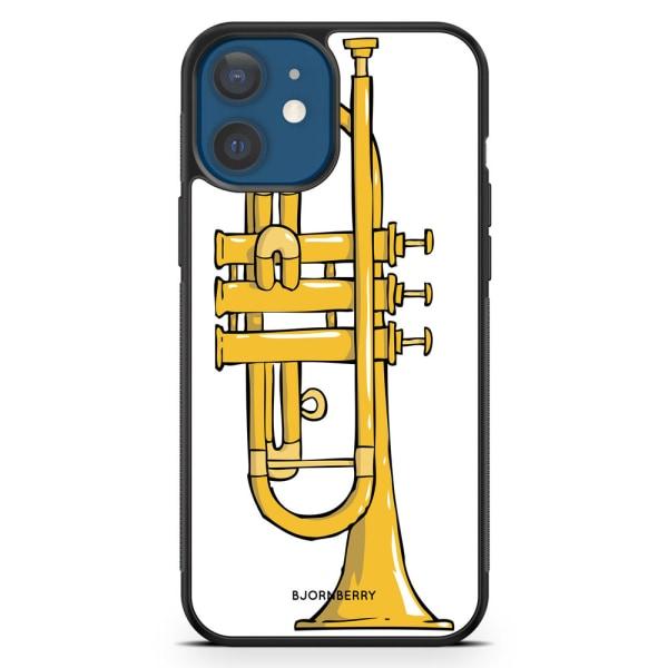 Bjornberry Hårdskal iPhone 12 Mini - Trumpet