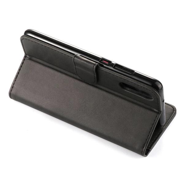 Bjornberry Huawei P20 Pro Plånboksfodral - Svart