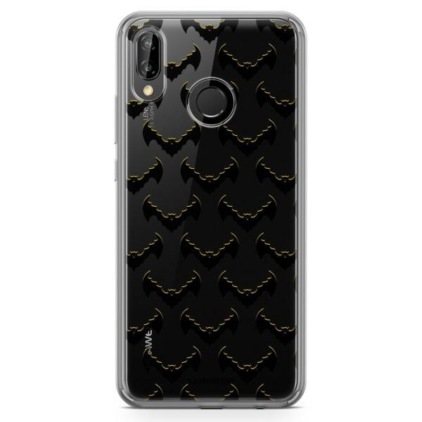Bjornberry Hybrid Skal Huawei P20 Lite - Fladdermöss