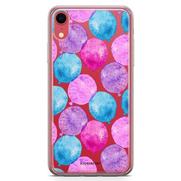 Bjornberry Hybrid Skal iPhone XR  - Ballonger