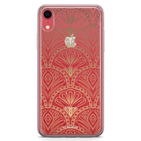 Bjornberry Hybrid Skal iPhone XR  - Damask