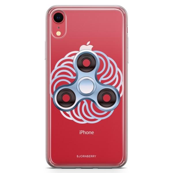 Bjornberry Hybrid Skal iPhone XR  - Fidget Spinner