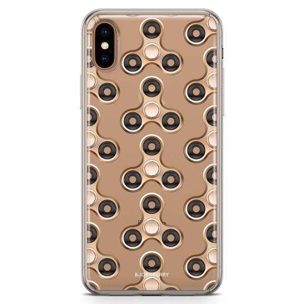 Bjornberry Hybrid Skal iPhone Xs Max  - Fidget Spinners
