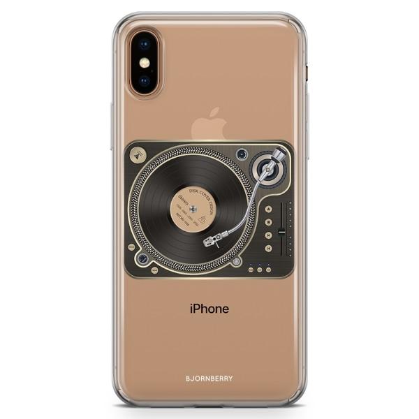 Bjornberry Hybrid Skal iPhone Xs Max  - Mixbord