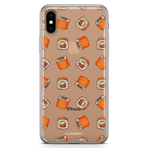 Bjornberry Hybrid Skal iPhone Xs Max  - Sushi