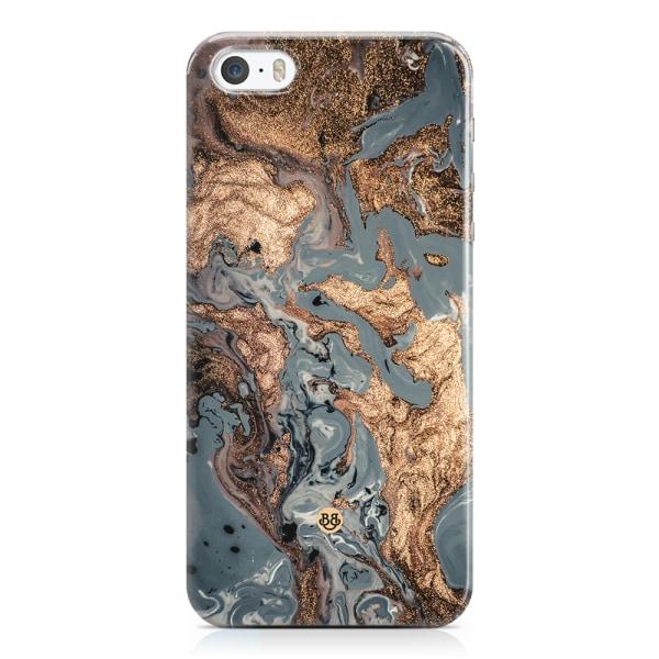 Bjornberry iPhone 5/5s/SE Premium Skal - Golden Sea