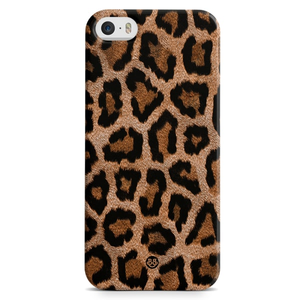 Bjornberry iPhone 5/5s/SE Premium Skal - Leopard