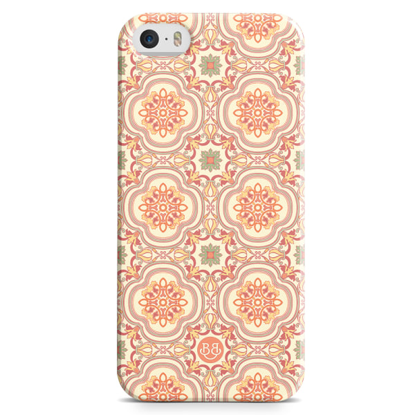 Bjornberry iPhone 5/5s/SE Premium Skal - Marrakech