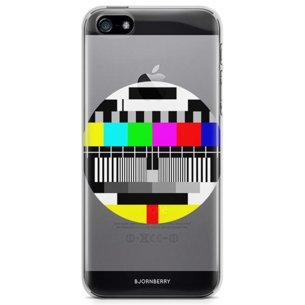 Bjornberry iPhone 5/5S/SE TPU Skal - Testbild